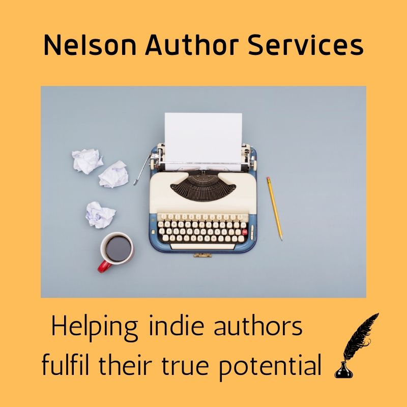 Nelson Author Services Helping indie authors fulfil their true potential