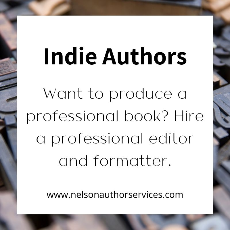 Want a professional book_ Hire a professional editor and formatter